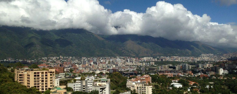 caracas, city, valley above-264581.jpg